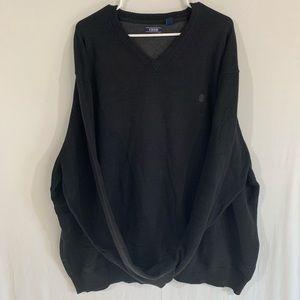 Izod mens 3XL v neck sweater